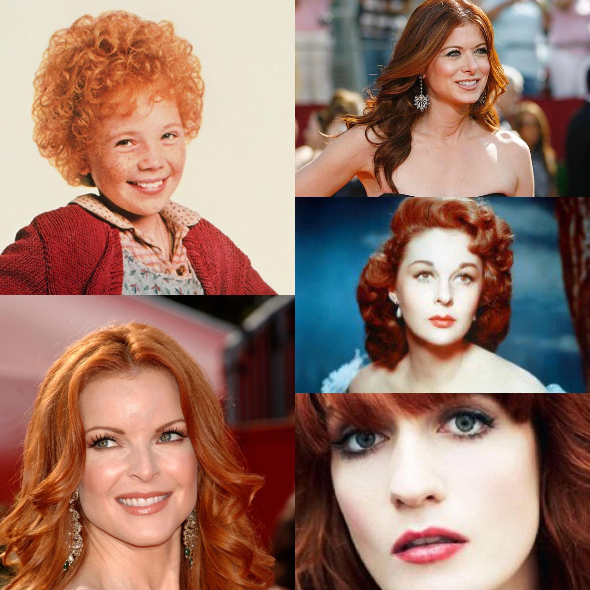 Red Head Angels Urban Angels Hair Salon Navenby