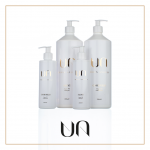 large and small urban angels hair care shampoo and conditioner
