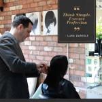 luke daniels cutting hair urban angels