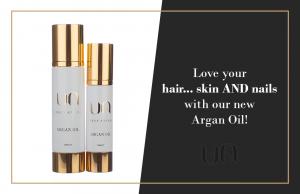 argan oil urban angels navenby hair reduce frizz